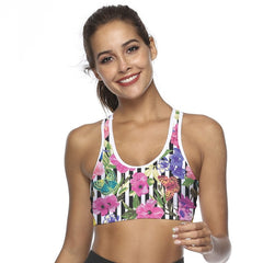 Pocket sprotwear underwear bras