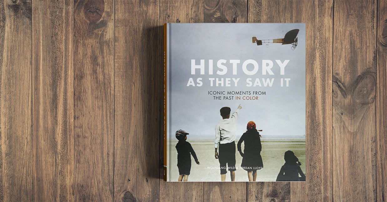History As They Saw It Book