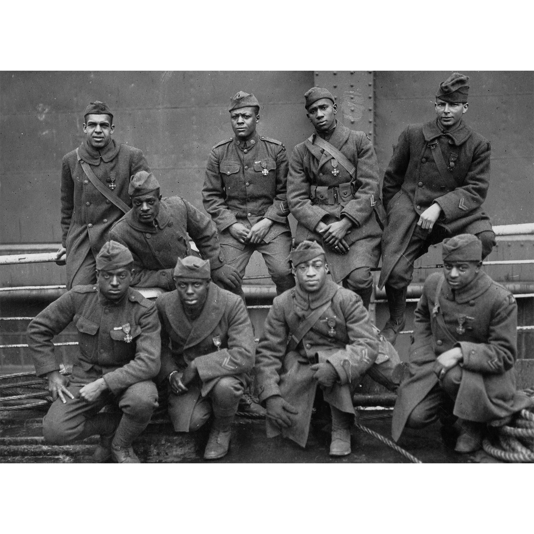 The Harlem Hellfighters, 1919
