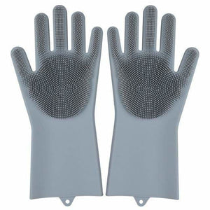 silicone cleaning gloves - Lucile Shop