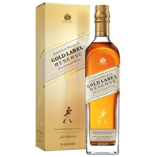 Johnnie Walker Gold Reserve x 750cc