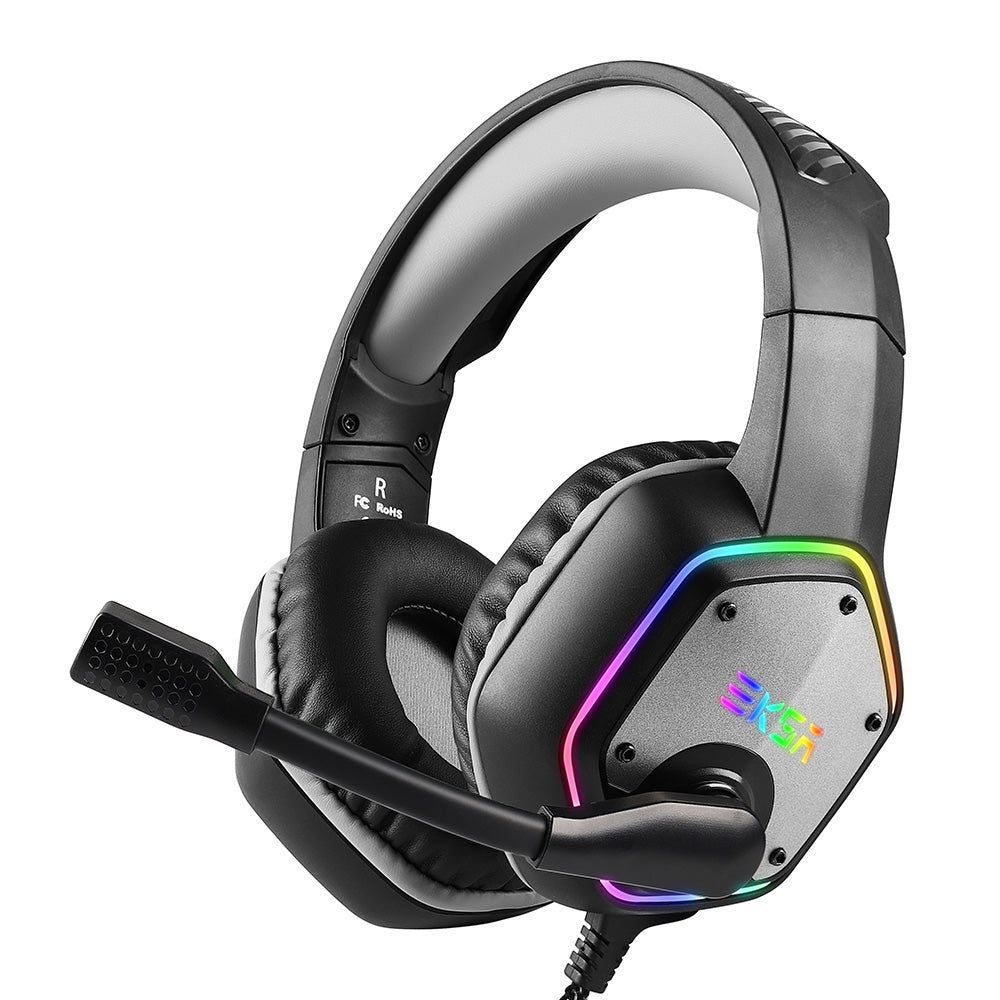 EKSA RGB Stereo Gaming Headset E1000