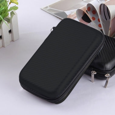 2.5 inch Hard Disk Storage Bag Earphone