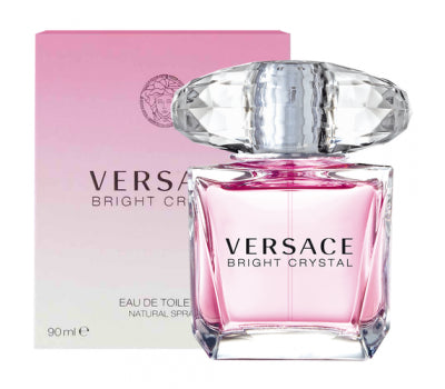 VERSACE BRIGHT CRYSTAL WOMEN EDT 90ML