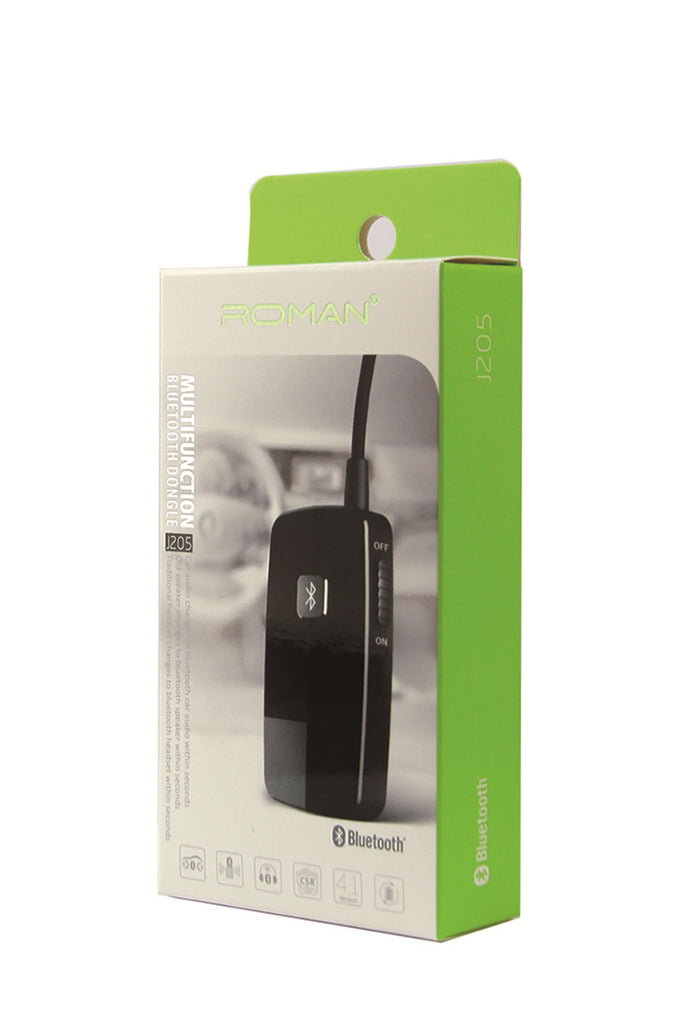 ROMAN Mutipurpose Bluetooth Receiver J205