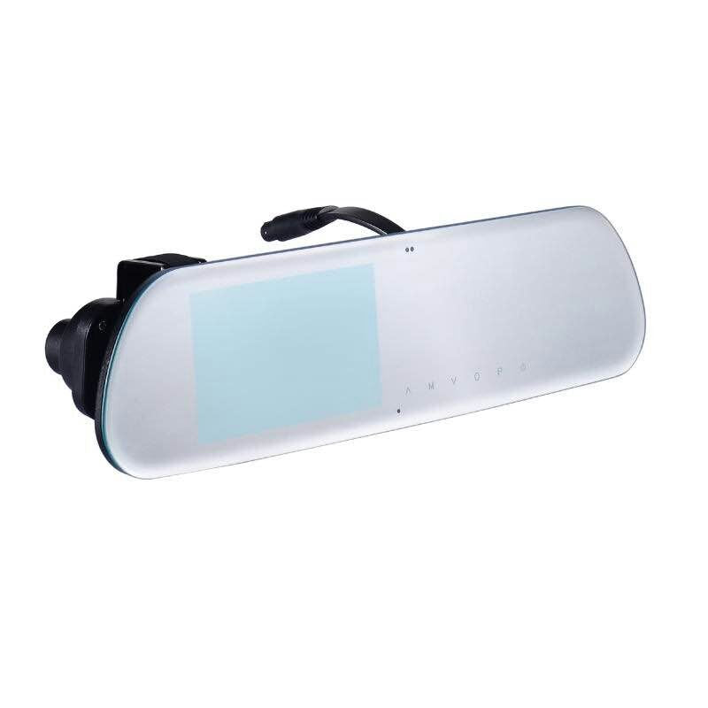 REAR-VIEW Mirror Vehicle Traveling Data Recorder Model No C10