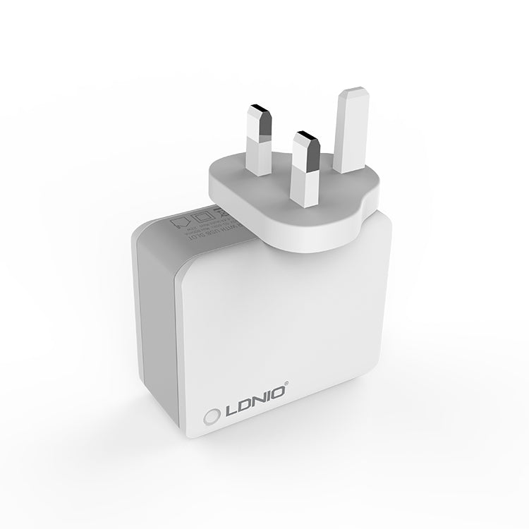 LDNIO A4403 3.4A Four Usb Port Travel Charger