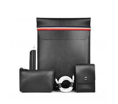 WIWU Elite 5 In 1 Protection Set, For MacBook, 12.9 iPad Pro, Surface 2/1 13.5, Dell & HP