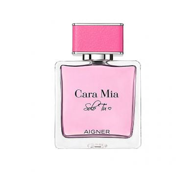 Cara Mia Solo Tu Etienne Aigner Perfume 100ml Spray For Women