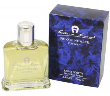 AIGNER ETIENNE PRIVATE NUMBER MEN EDT 100ML