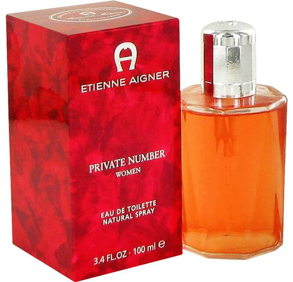 Aigner Private Number for Women EDT 100ml