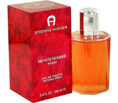 AIGNER ETIENNE PRIVATE NUMBER WOMEN EDT 100ML