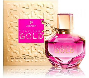 AIGNER STARLIGHT GOLD WOMEN EDP 100ML