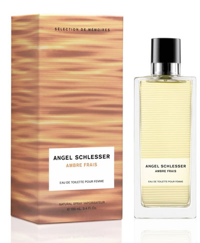 ANGEL SCHLESSER Ambre Frais Perfume For Women - 100 ml