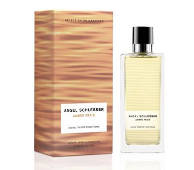 Angel Schlesser Ambre Frais Perfume For Women EDT 100ml