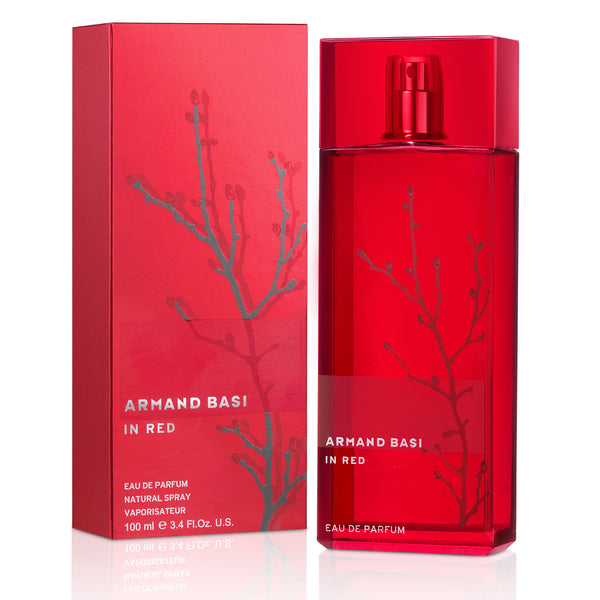ARMAND BASI IN RED WOMEN EDP 100ML