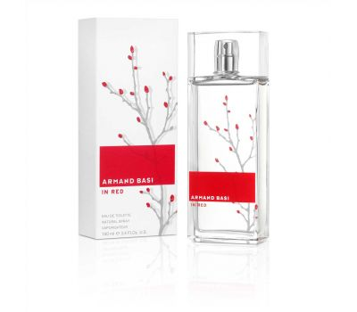 Armand Basi in Red Women EDT 100ml