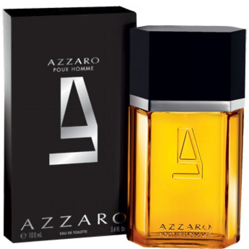 Azzaro Black for Men EDT 100ml