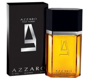 AZZARO BLACK MEN EDT 100ML