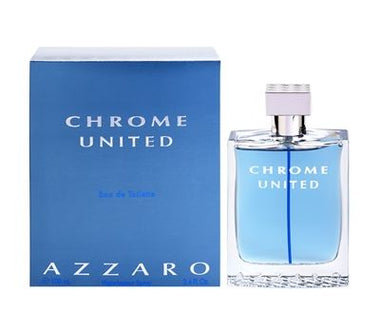 AZZARO CHROME UNITED MEN EDT 100ML