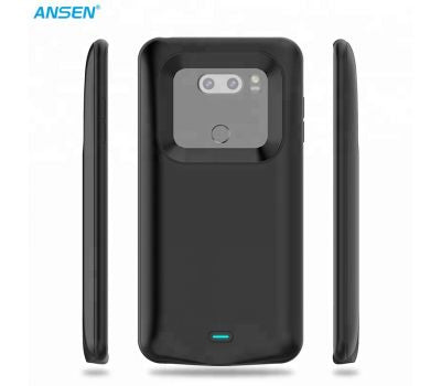 ANSEN POWER CASE FOR LG V30 4200MAH BATTERY CHARGER CASE FOR LG V30