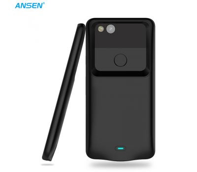 ANSEN PORTABLE BATTERY CASE CHARGER FOR PIXEL 2 TYPE-C EXTERNAL BATTERY POWER CASE 4700MAH