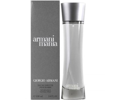 GIORGIO ARMANI MANIA MEN EDT 100ML