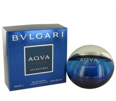 Bvlgari Aqva Atlantiqve for Men EDT 100ml