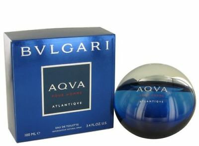 Bvlgari Aqva Atlantiqve EDT For Men - 100ml