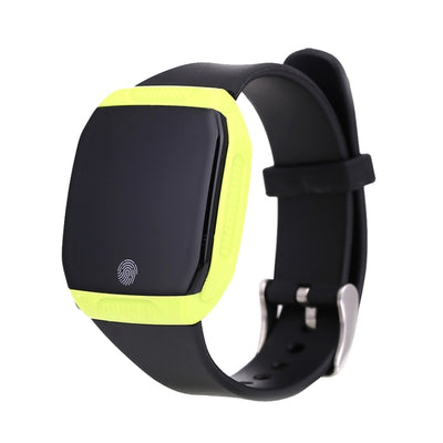 E07s Bluetooth 4.0 Life Waterproof Smart Bracelet with Night Vision OLED Display Screen & Pedometer