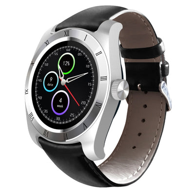 Zeblaze Classic Bluetooth 4.0 Life Waterproof Fitness Tracker Smart Watch for iOS / Android