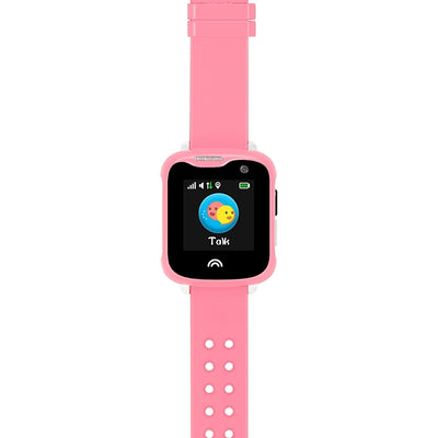 D7 1.33 inch IPS Color Screen Smartwatch for Children IP68 Waterproof, Support GPS + LBS + WiFi