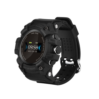DOMINO A66 0.96 inch IPS Screen Smart Watch, Support Call Reminder/ Heart Rate Monitoring/ Pedometer