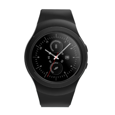AS2 1.3 HD IPS 240*240 Full Round Screen Display Smart Watch, Living Waterproof, Support Pedometer