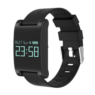 DOMINO DM68 0.95 inch Touch Screen Bluetooth NRF51822 Smart Bracelet for iOS & Android Phones