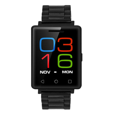 G7 1.54 inch Touch Screen Bluetooth 4.0 MTK2502 Waterproof Removable Smart Bracelet Watch Phone