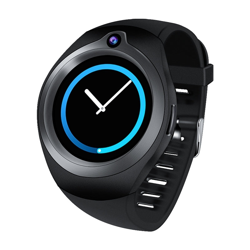 ZGPAX S216 1.3 inch Waterproof Smartwatch Android OS V5.1, WiFi GPS Tracking Watch, 3G Network