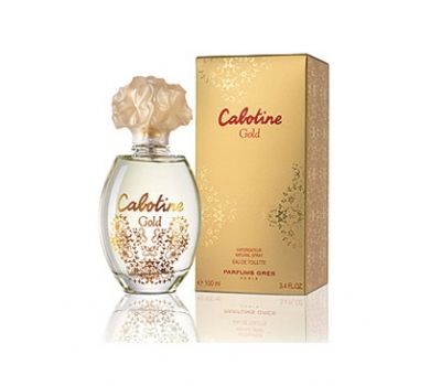 CABOTINE DE GRES GOLD WOMEN EDT 100ML