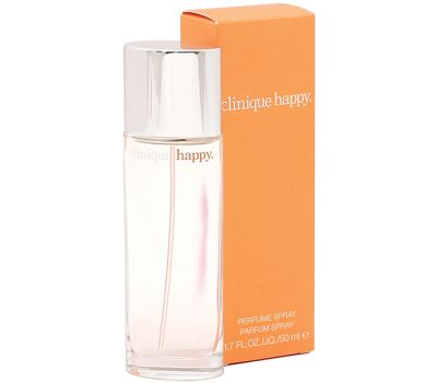 CLINIQUE HAPPY FOR WOMEN EDT 50ML