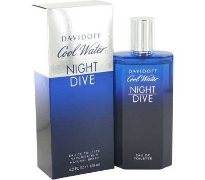 Davidoff Cool Water Night Dive Men EDT 125ml