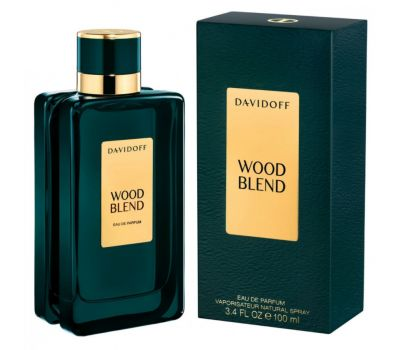 DAVIDOFF WOOD BLEND MEN EDP 100ML