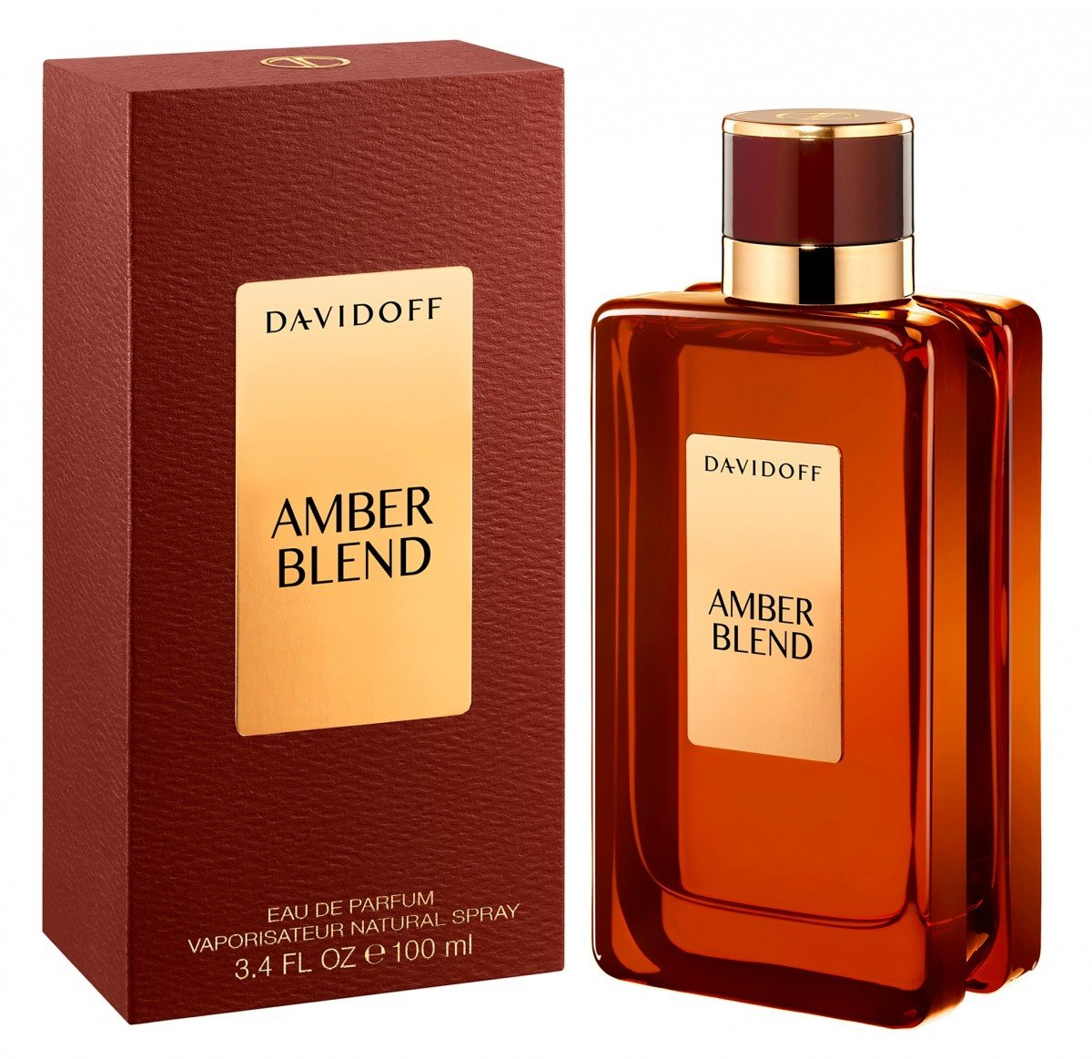 Davidoff Amber Blend for Men & Women EDP 100ml