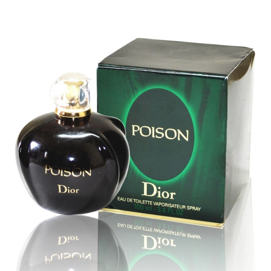 DIOR POISON WOMEN EDT 100ML