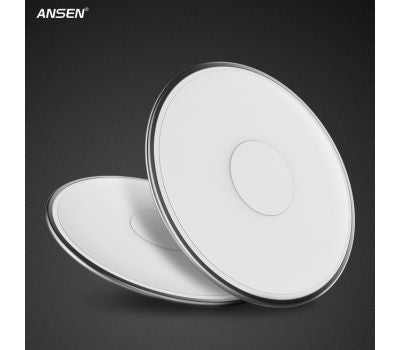 ANSEN ELECTRIC TYPE QI STANDARD WIRELESS CHARGER FOR IPHONE & SAMSUNG