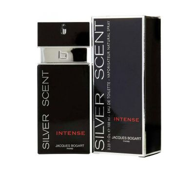 Jacques Bogart Silver Scent Intense Men EDT 100ml