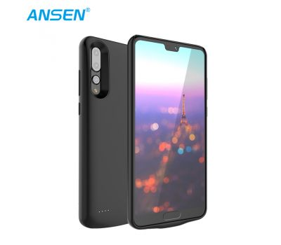 ANSEN Power Case for Huawei P20 3600MAH TPU+PC Charging Phone Cover for P20