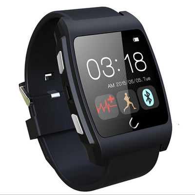 Uwatch UX 1.44 inch Touch Screen BT 4.0 Health Smart Watch, Support Heart Rate Monitor, Pedometer