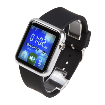 Atongm W009 1.44 inch Touch Screen Bluetooth 4.0 Smart Watch, Support Pedometer / Anti-lost