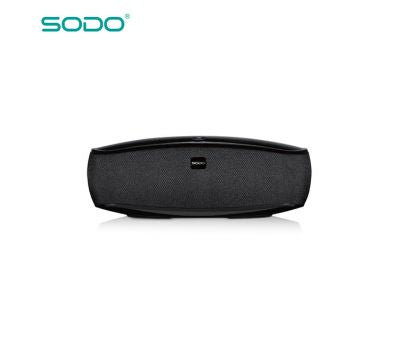 SODO L3 Life Wireless Touch Control Bluetooth Speaker With NFC/FM Radio/TF Card/USB Driver
