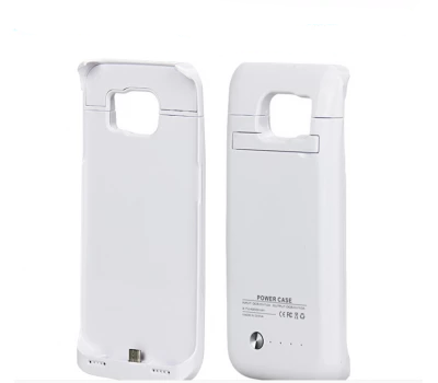 ANSEN 4200mah Power Case For Samsung Galaxy S6 Edge